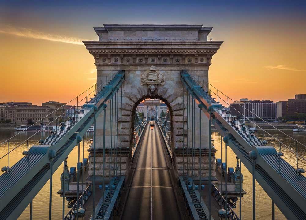 Budapest - Cattle Bridge