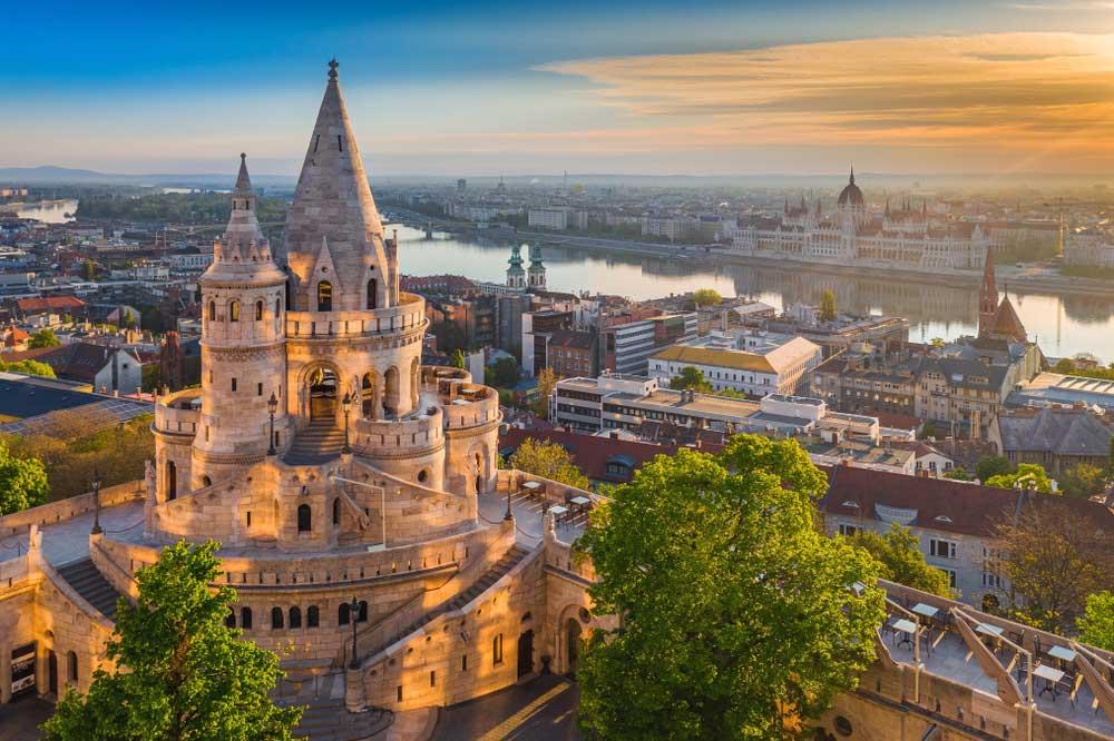 Budapest - Fisherman's Bastion