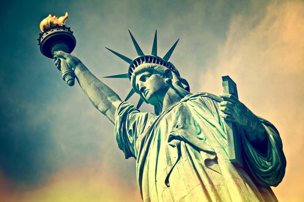 Liberty Statue - New York, USA